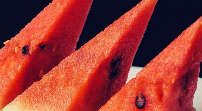 La sandía, una superfruta antioxidante