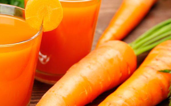 Beneficios de los betacarotenos en nuestro organismo