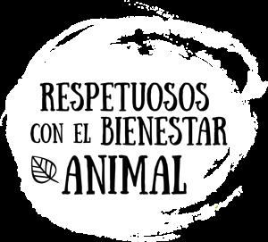 Respetuosos con el bienestar animal