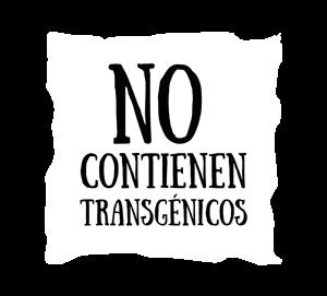 No contienen transgénicos