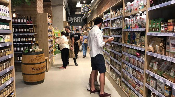 Oh! My Bio abre su segunda tienda ecológica en Madrid