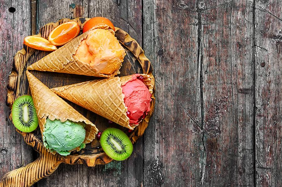 Elabora tus propios helados ecológicos este verano
