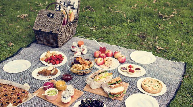 Nos vamos de picnic ecológico ¿Te apuntas?