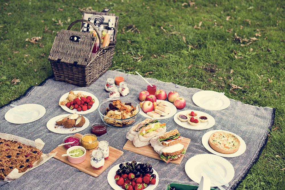 Aprende a elaborar un picnic ecológico