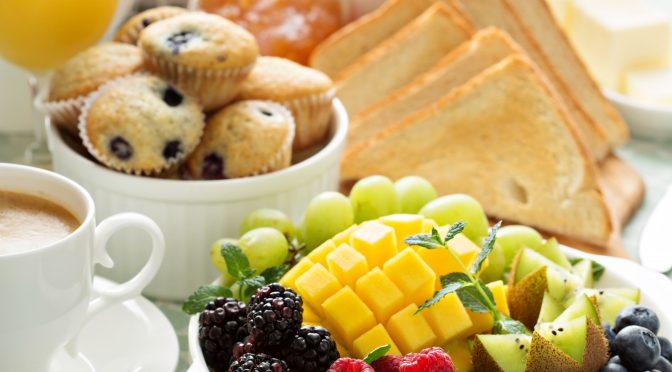 Un desayuno bio para empezar el día con buen pie