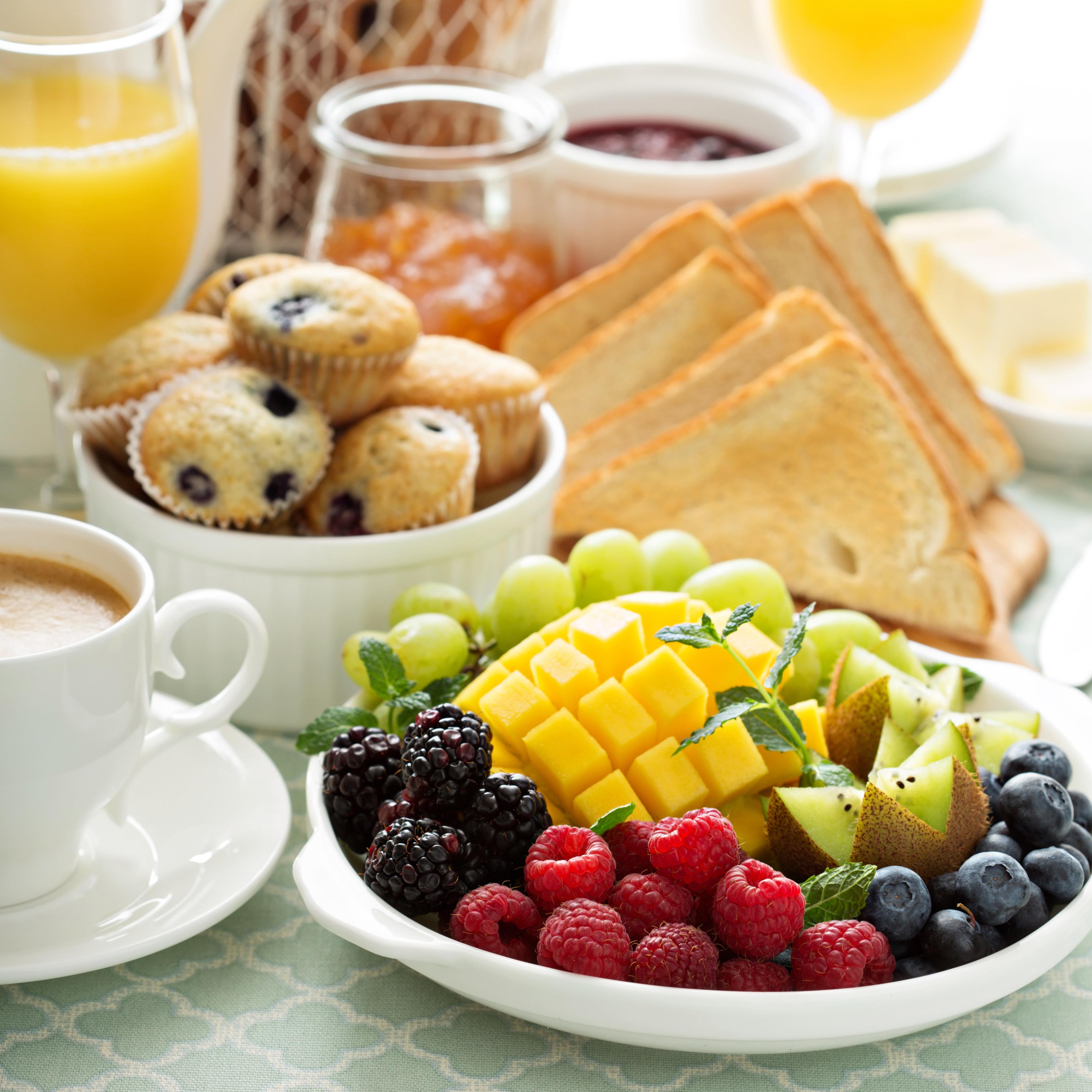 Empieza tu día con un desayuno bio
