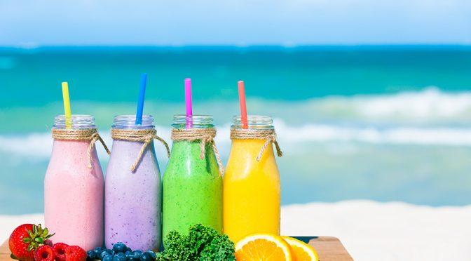 Recetas: Sin smoothies no hay verano ¡Aprende a prepararlos!