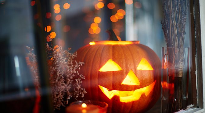 ¡Este Halloween, querrás que te den muchas calabazas!