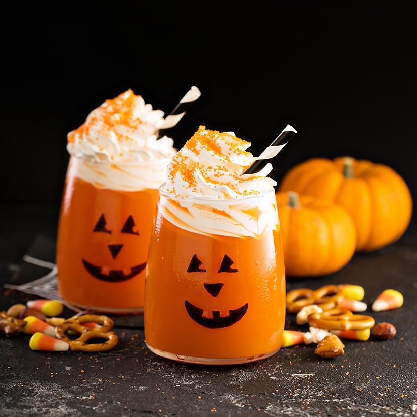 Atrévete con estas recetas de miedo para Halloween