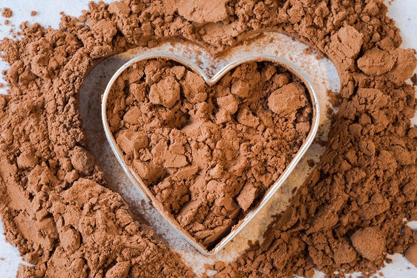 Resultado de imagen de manteca de cacao y cacao puro