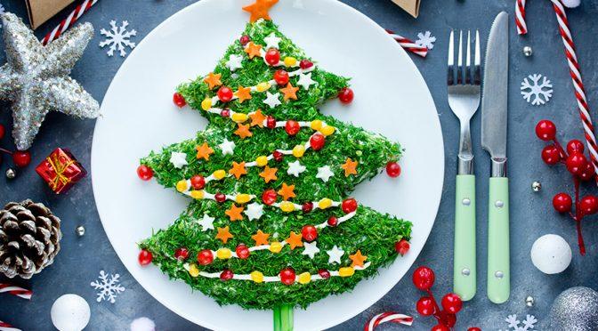 Consejos saludables para 'sobrevivir' a las comidas de Navidad
