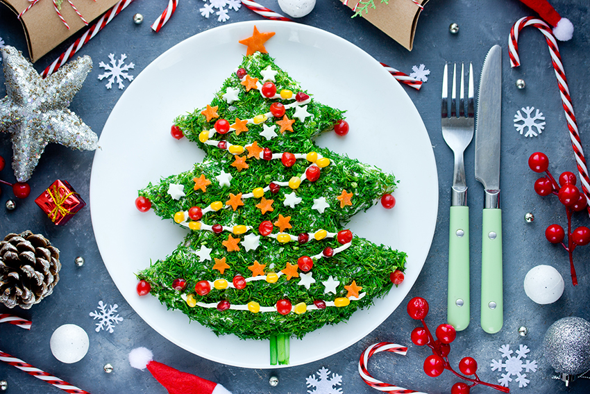 Cocina una Navidad saludable