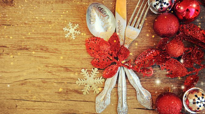 Recetas: Menú navideño para celiacos