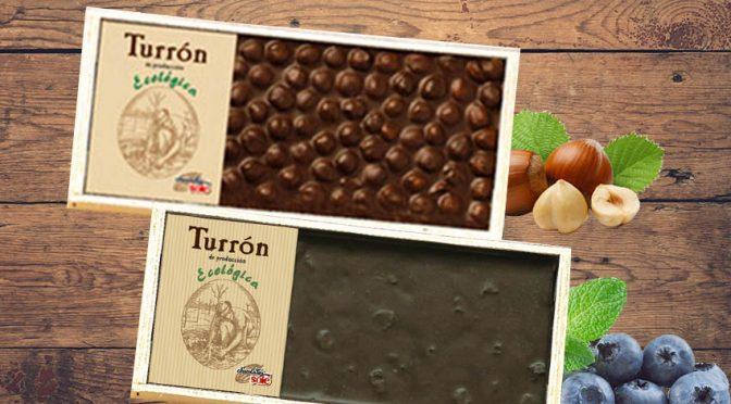 Producto de la semana: Turrón ecológico de chocolate Solé
