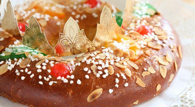 Recetas: Roscón de Reyes vegano