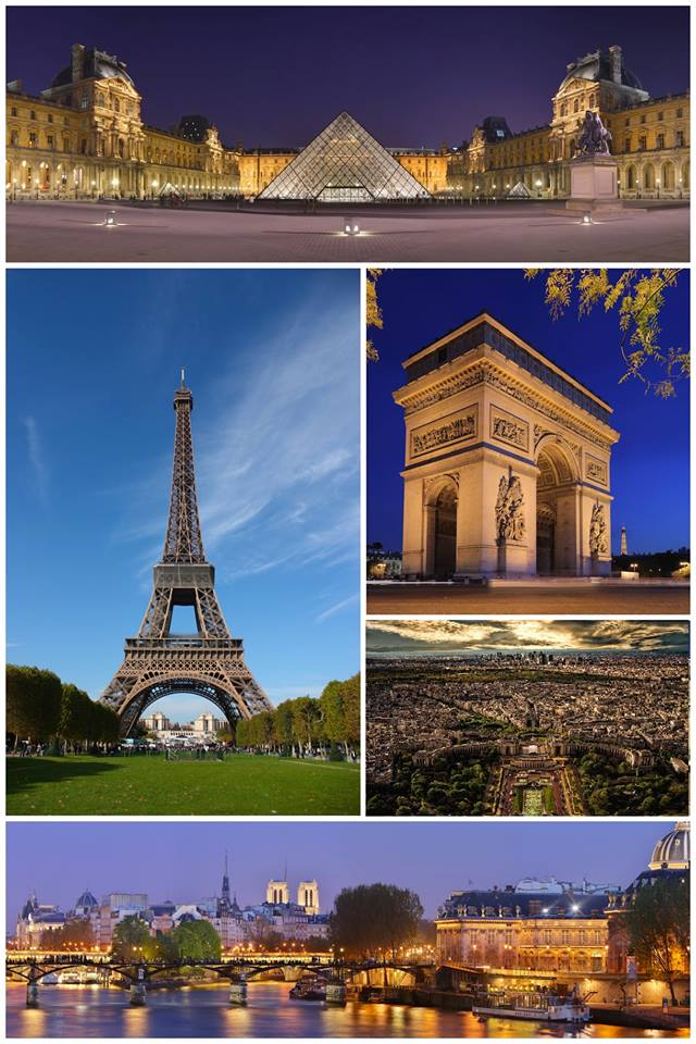 Oh!MyBio te lleva a París(Imagen: Pinterest)
