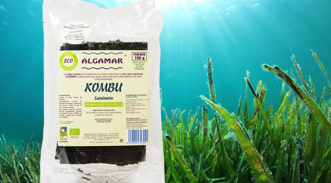 Producto de la semana: Alga Kombu de Algamar
