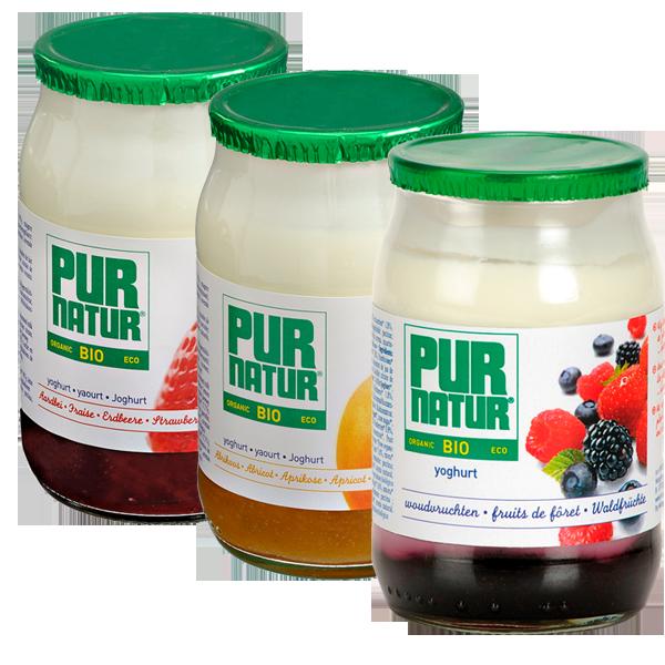 yogures Purnatur