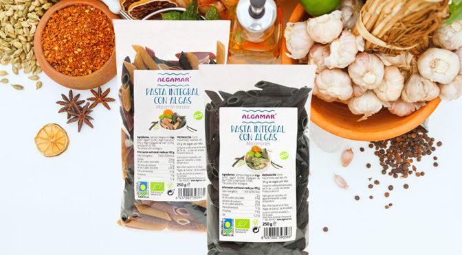 Producto de la semana: Pasta integral con algas Algamar