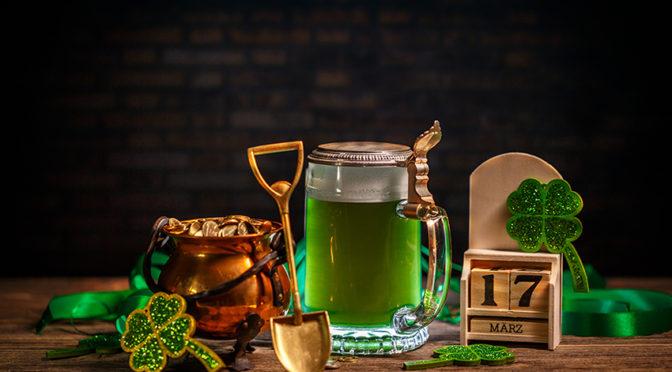 Cerveza ecológica para celebrar San Patricio