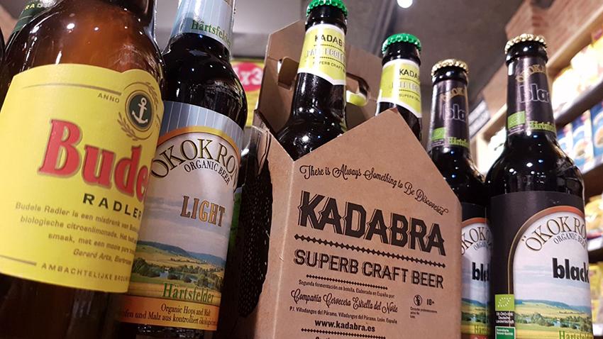 Cervezas ecológicas para celebrar San Patricio