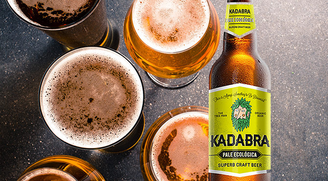 Producto de la semana: Kadabra Pale Ecológica
