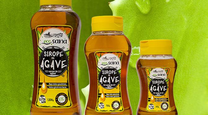 Producto de la semana: Sirope de Agave Ecosana