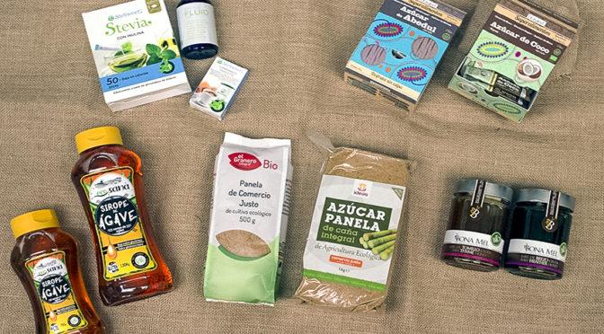 Siete alternativas saludables al azúcar convencional