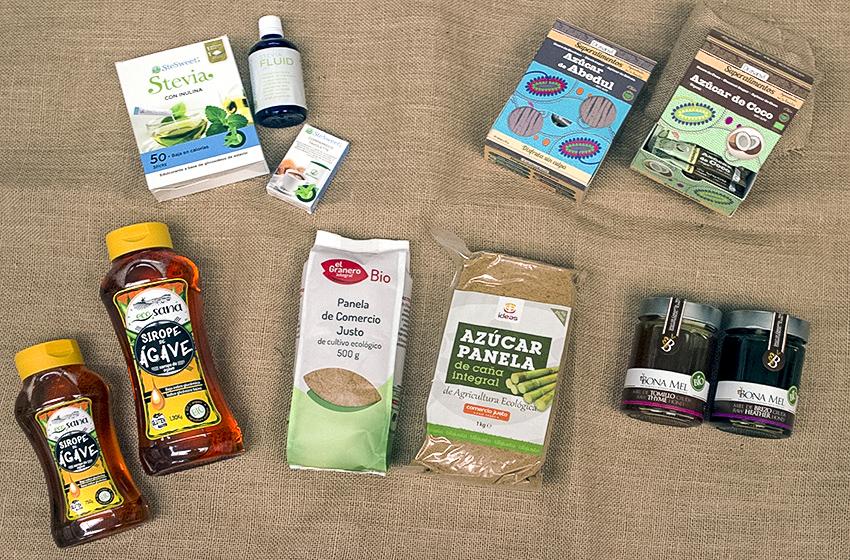 Alternativas saludables al azúcar convencional