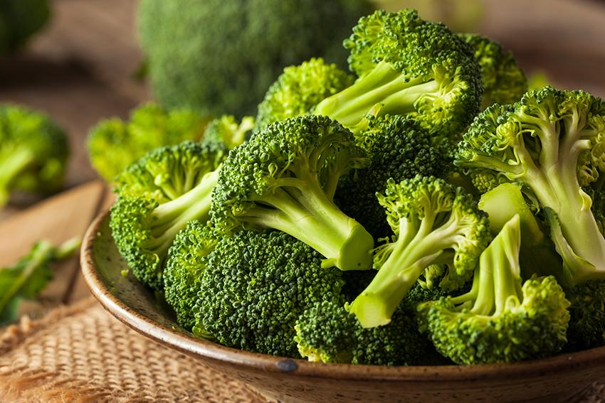 Recetas saludables con brócoli