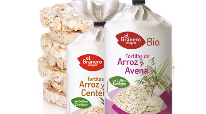 Producto de la semana: Tortitas de arroz de El Granero Integral