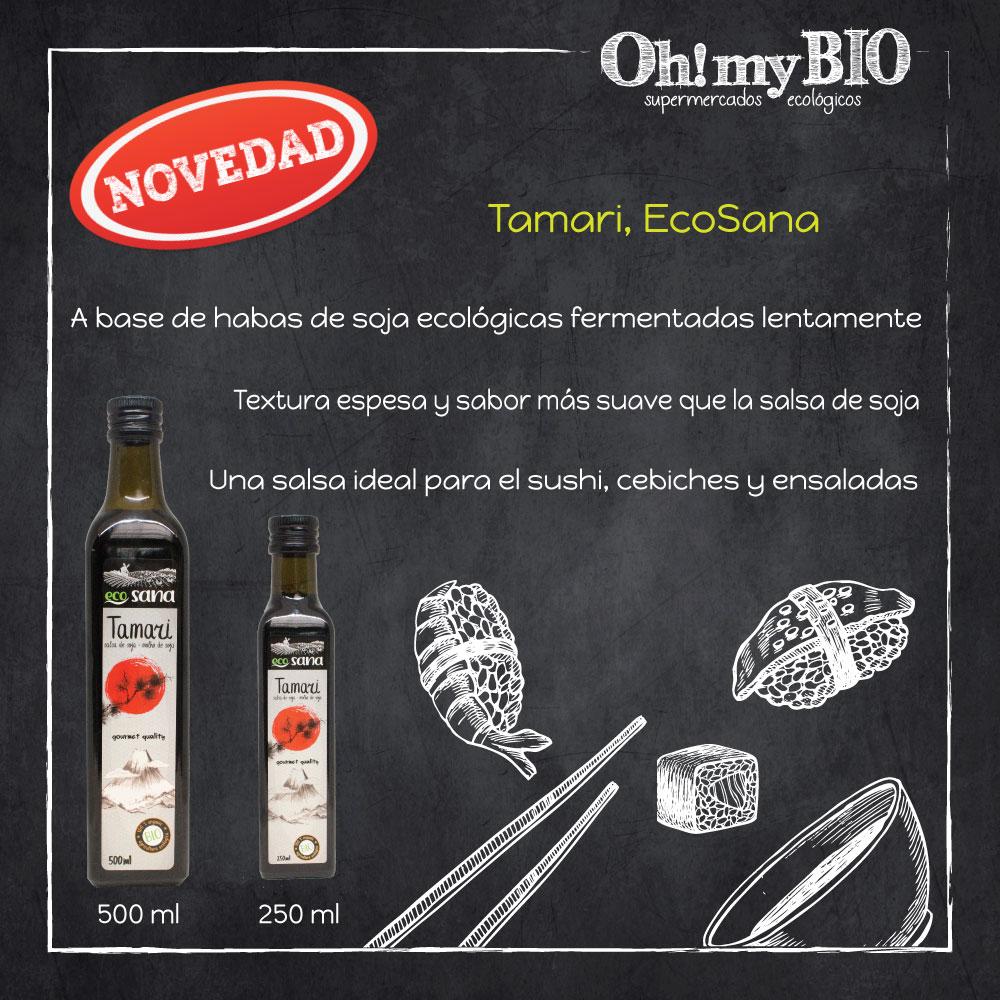 Producto de la semana: Tamari de Ecosana