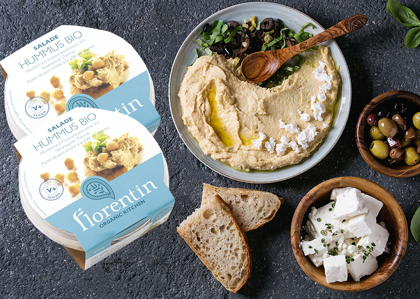 Hummus Bio Florentin