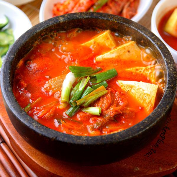 receta de tofu con pisto ecológico