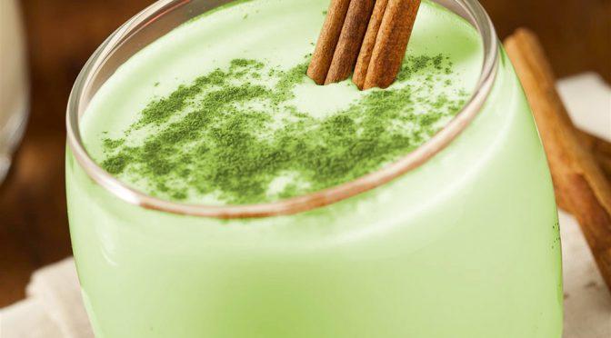 Recetas: ¡Nunca más sin postre! Natillas de Té Matcha
