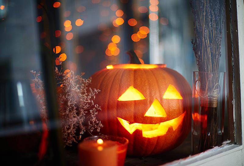 El simbolismo de la calabaza de Halloween