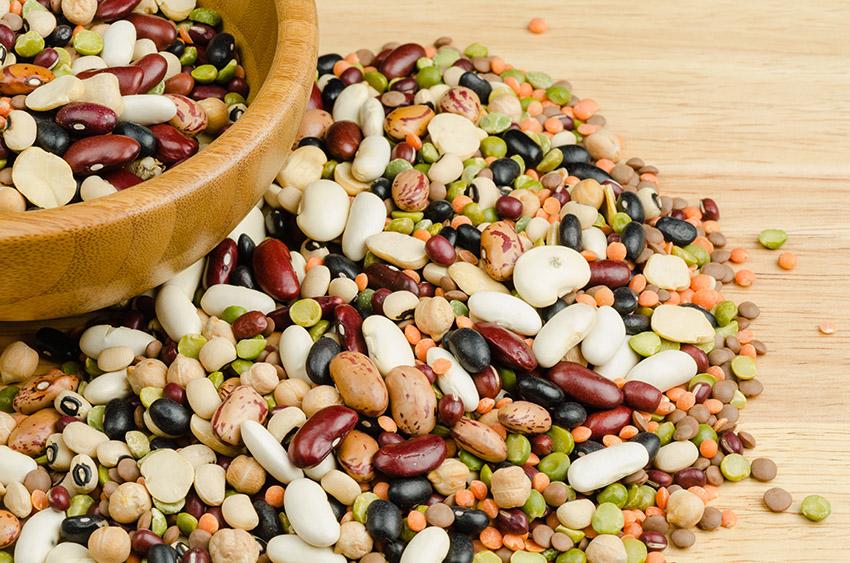 Descubre los beneficios de las legumbres