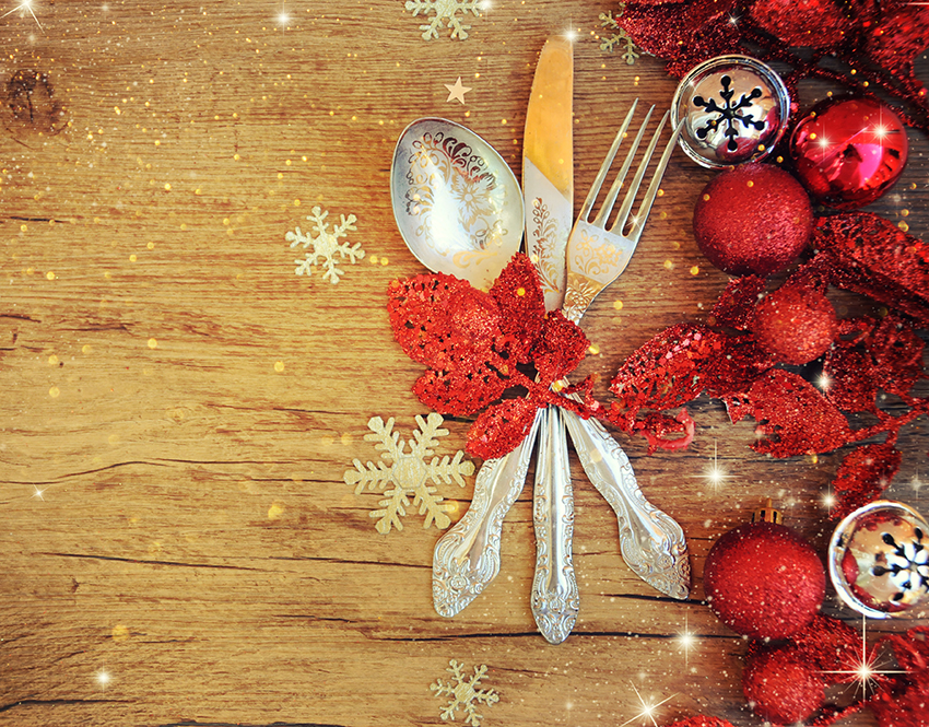 Menú navideño para celiacos
