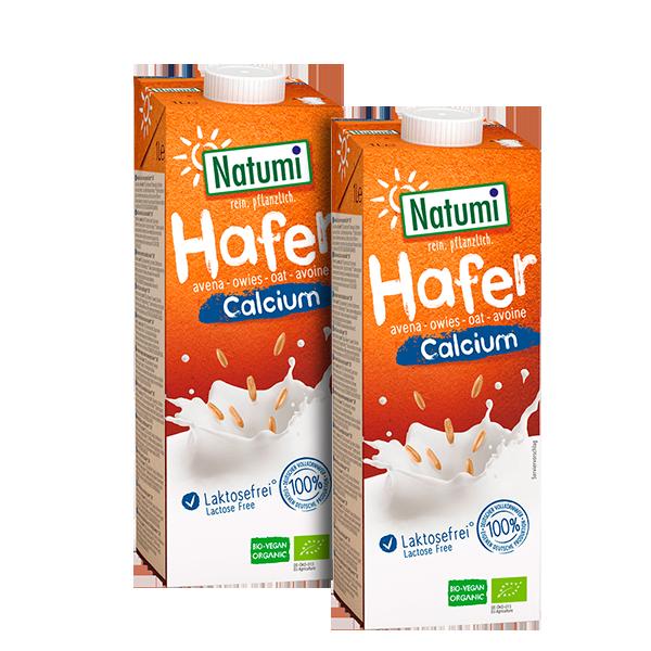 Bebida de Avena Calcio Bio 1l, Natumi