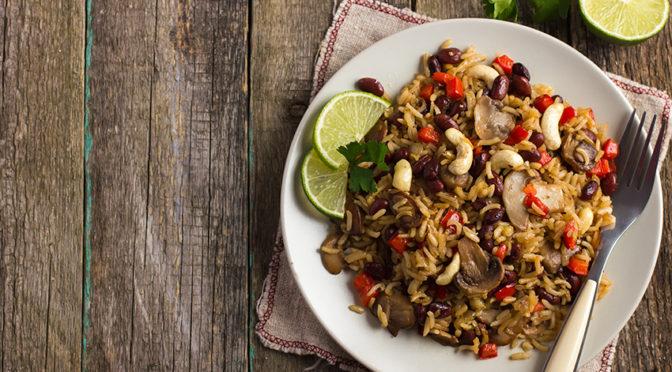 Recetas: Este domingo… Paella vegetariana