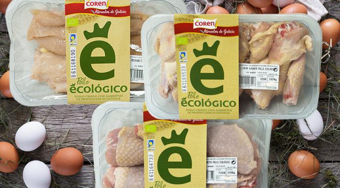 Producto de la semana: Pollo ecológico Coren