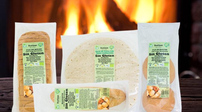 Producto de la semana: Rustipan, tu pan sin gluten