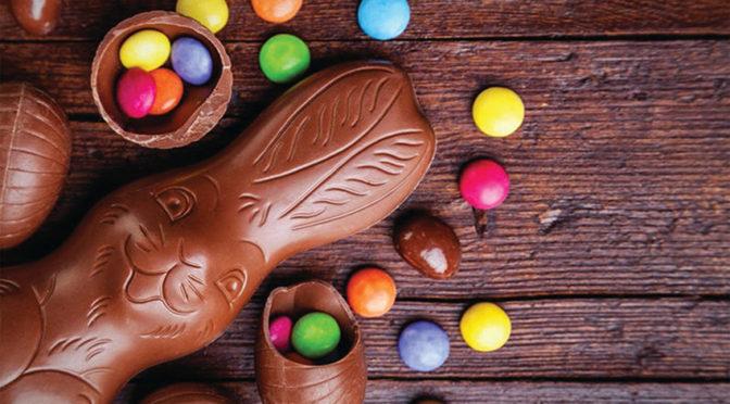 Los huevos de Pascua, mejor ecológicos