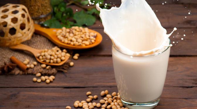 10 beneficios de la bebida de soja