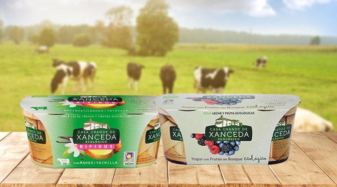 Producto de la semana: Yogures ecológicos de Casa Grande de Xanceda