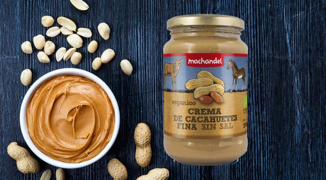 Crema de cacahuete Machandel
