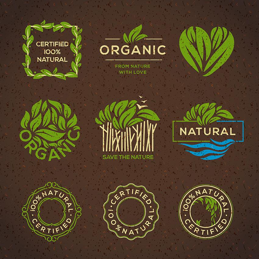 Productos naturales o ecológicos