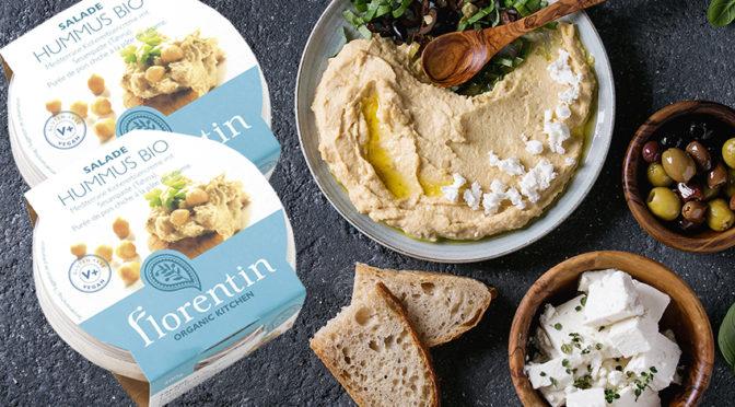 Producto de la Semana: Hummus BIO Florentin